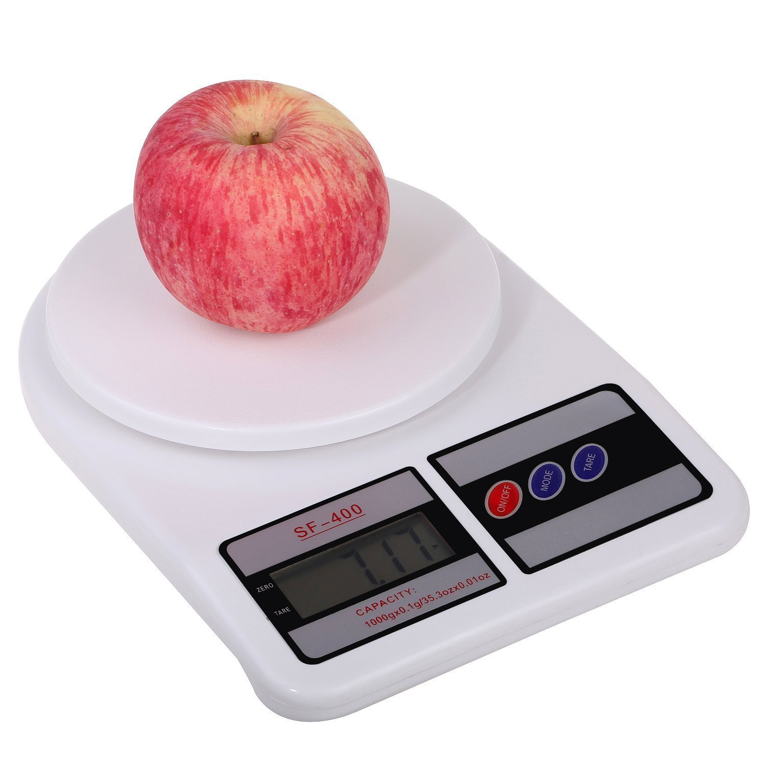 SF-400 Digital Kitchen Weighing Scale 7kg